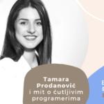 Employer Branding Espresso – Tamara Prodanović i mit o ćutljivim programerima