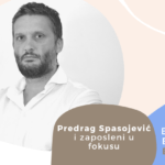 Employer Branding Espresso – Predrag Spasojević i zaposleni u fokusu