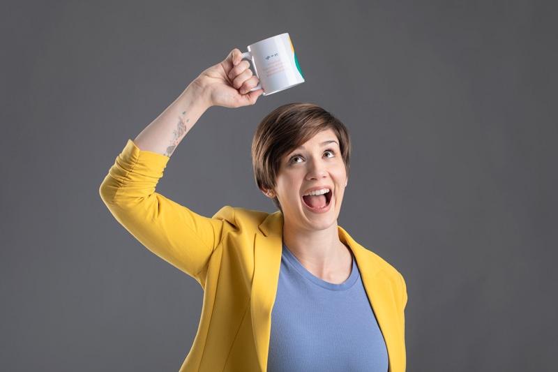 Kat on coffee radionica