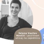 Employer Branding Espresso – Jelena Vasilev Novčić i pozitivan uticaj na zajednicu