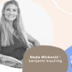 Employer Branding Espresso – Neda Mirković i karijerni koučing
