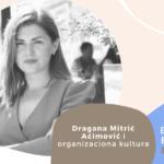 Employer Branding Espresso – Dragana Mitrić Aćimović i organizaciona kultura