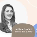 Employer Branding Espresso – Milica Jović i sreća na poslu