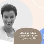 Employer Branding Espresso – Aleksandra Vuković i srce organizacije